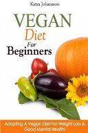 Vegan Diet for Beginners PDF