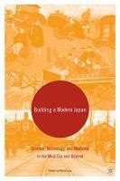 Building a Modern Japan PDF