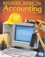 Builder s Guide to Accounting PDF