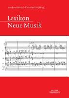 Lexikon Neue Musik PDF