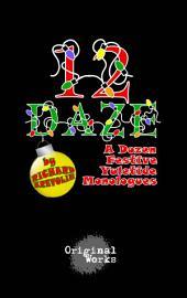12 Daze: A Dozen Festive Yultide Monologues