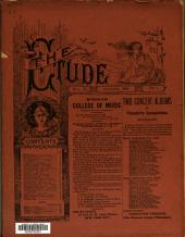 Etude: Volume 11, Issue 1