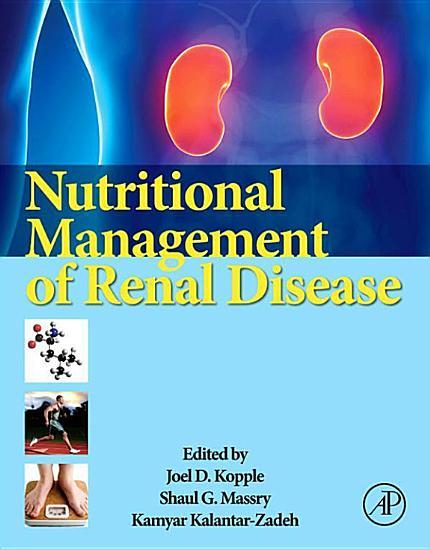 Nutritional Management of Renal Disease PDF