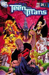 Teen Titans (2003-) #25