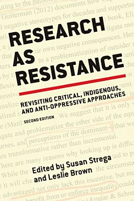 Research as Resistance  2e