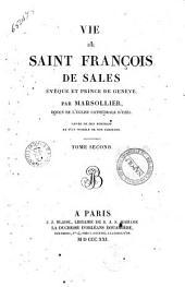 Vie de Saint Francois de Sales