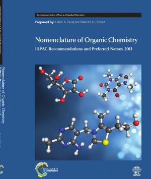 Nomenclature of Organic Chemistry PDF