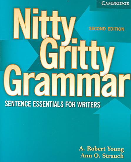 Nitty Gritty Grammar Student s Book PDF