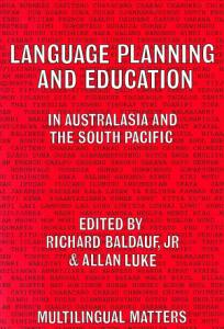 Language Planning and Education in Australasia and the South Pacific PDF