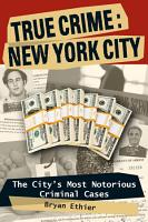 True Crime  New York City PDF