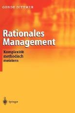 Rationales Management PDF