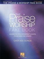 The Praise & Worship Fake Book (Songbook)