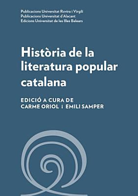 Hist  ria de la literatura popular catalana PDF