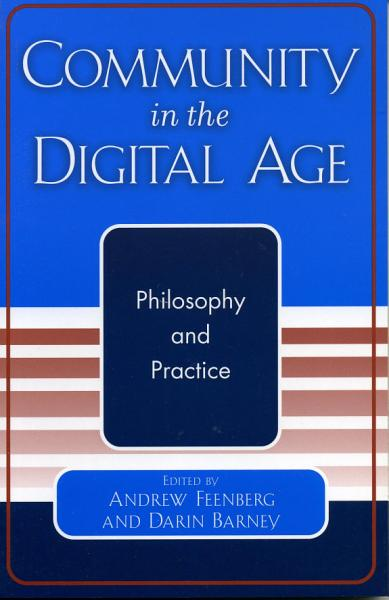Download Community in the Digital Age Book