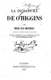 La dictadura de O'Higgins