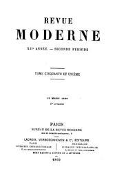 Revue moderne: Volume51