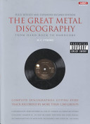 The Great Metal Discography PDF