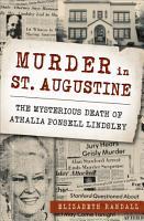 Murder in St  Augustine PDF