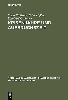 Krisenjahre und Aufbruchszeit PDF