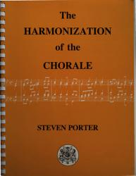 The Harmonization Of The Chorale Book PDF