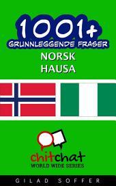 1001+ grunnleggende fraser norsk - hausa