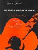 Basic Elements of Music Theory for the Guitar PDF