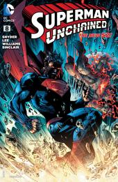 Superman Unchained (2013-) #8