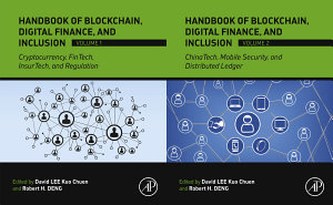 Handbook of Blockchain  Digital Finance  and Inclusion PDF