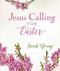 Jesus Calling for Easter Book