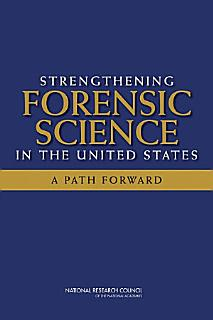 Strengthening Forensic Science in the United States Book