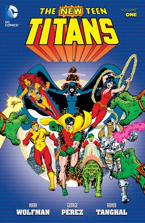 New Teen Titans Vol  1