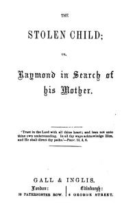The stolen child  or  Raymond in search of his mother PDF