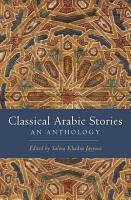 Classical Arabic Stories PDF