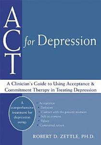ACT for Depression Book