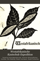 Westafrikanische Kautschuk-Expedition