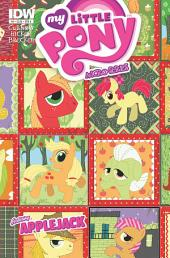 My Little Pony: Micro Series #6 - Apple Jack
