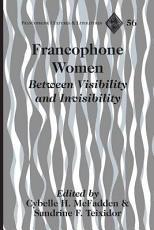 Francophone Women PDF