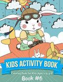 Kids Activity Book Book PDF