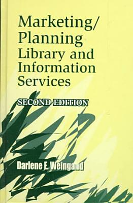 Marketing planning Library and Information Services PDF