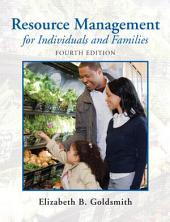 Resource Management for Individuals and Families: Edition 4