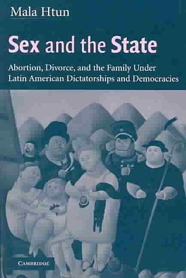 Sex and the State PDF