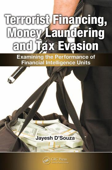 Terrorist Financing  Money Laundering  and Tax Evasion PDF