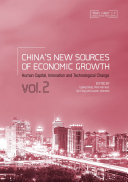China's New Sources of Economic Growth: Vol. 2