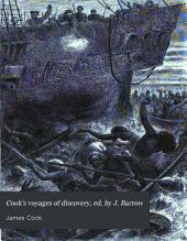 Cook's voyages of discovery, ed. by J. Barrow