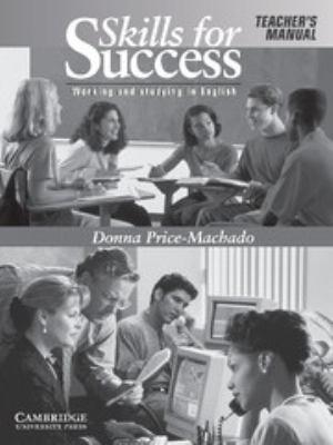 Skills for Success Teacher s Manual