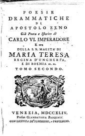Poesie drammatiche: Volume 2