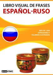 Libro visual de frases Español-Ruso