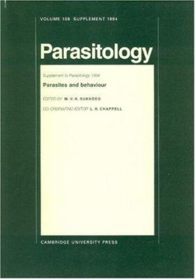 Parasites and Behaviour PDF