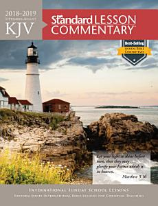 KJV Standard Lesson Commentary   2018 2019 Book