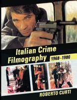 Italian Crime Filmography  1968   1980 PDF